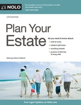Plan Your Estate ebook by Denis Clifford, Attorney