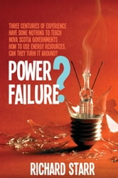 Power Failure? ebook by Richard Starr