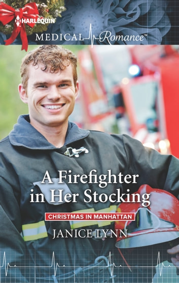A Firefighter in Her Stocking ebook by Janice Lynn