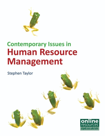 Contemporary issues in human resource management ebook by stephen contemporary issues in human resource management ebook by stephen taylor fandeluxe Choice Image
