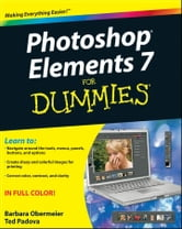 Photoshop Elements 7 For Dummies ebook by Barbara Obermeier,Ted Padova