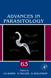 Advances in Parasitology ebook by Baker, John R.