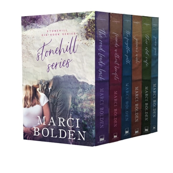 Stonehill Series Anthology 1-6 ebook by Marci Bolden