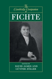 The Cambridge Companion to Fichte ebook by Kobo.Web.Store.Products.Fields.ContributorFieldViewModel