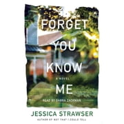 Forget You Know Me - A Novel audiobook by Jessica Strawser
