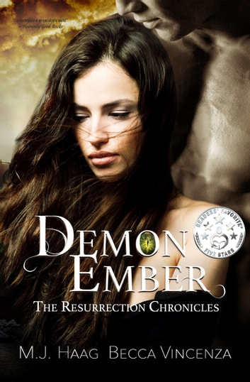 Demon Ember ebook by M.J. Haag,Becca Vincenza