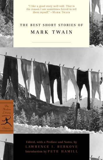 The Best Short Stories of Mark Twain ebook by Mark Twain