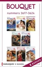 Bouquet e-bundel nummers 3617-3624 (8-in-1) ebook by Chantelle Shaw, Michelle Smart, Kate Hewitt,...