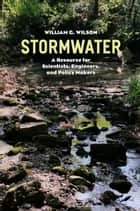 Stormwater ebook by William G. Wilson