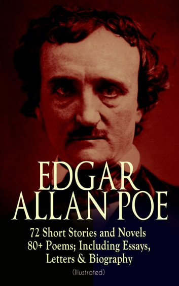 the first literary works of edgar allan poe
