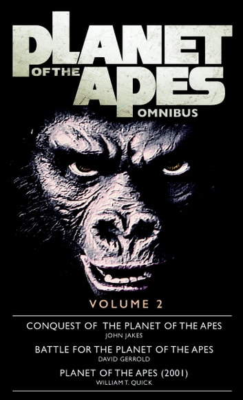 Planet of the Apes Omnibus 2 ebook by John Jakes,David Gerrold