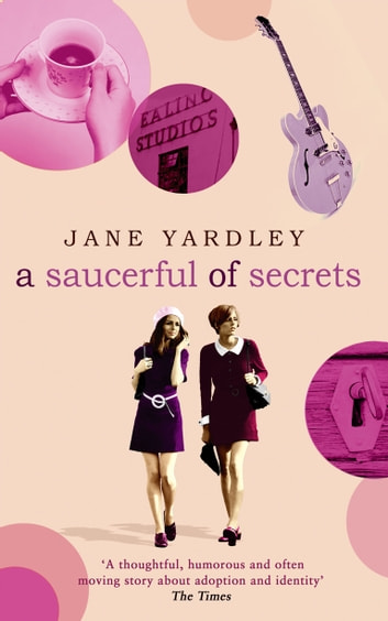 A Saucerful of Secrets ebook by Jane Yardley