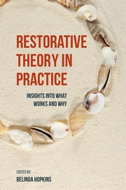 Restorative Theory in Practice - Insights Into What Works and Why ebook by Belinda Hopkins,Margaret Thorsborne,Pete Wallis,Mo Felton,Wendy Drewery,Mark Vander Vennan,Pam Denicolo,Shona Cameron,Ann Shearer,Dorothy Vaandering,Juliet Starbuck