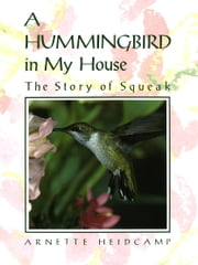 A Hummingbird in My House - The Story of Squeak ebook by Arnette Heidcamp