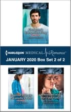 Harlequin Medical Romance January 2020 - Box Set 2 of 2 ebook by Susan Carlisle, Amy Ruttan, Traci Douglass