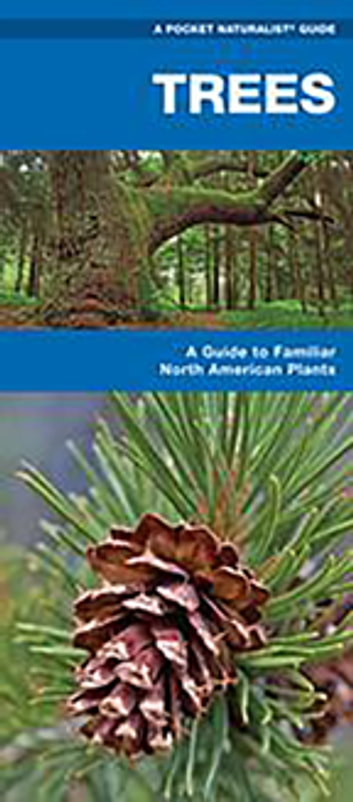 Trees - A Folding Pocket Guide to Familiar North American Species ebook by James Kavanagh,Waterford Press