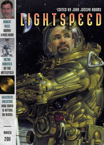 Lightspeed Magazine, March 2011 ebook by John Joseph Adams,Stephen Baxter,Nnedi Okorafor