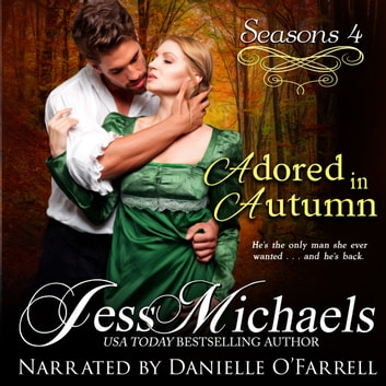 Adored in Autumn audiobook by Jess Michaels
