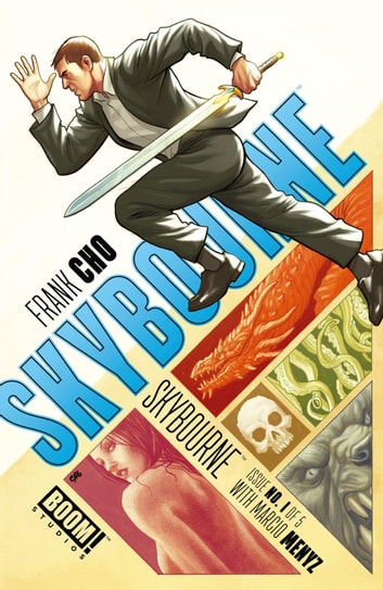 Skybourne #1 ebook by Frank Cho,Frank Cho