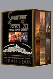 The Courtlight Series, Books 1-3: Sworn To Raise, Sworn To Transfer, and Sworn To Conflict ebook by Terah Edun