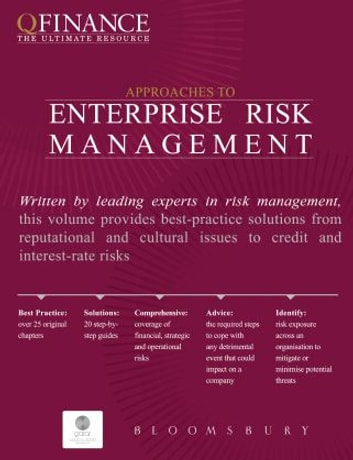 Approaches to Enterprise Risk Management ebook by Bloomsbury Publishing