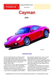 Porsche Cayman ebook by Mellor, Chris
