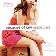 Because of Low audiobook by Abbi Glines