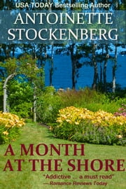A Month at the Shore ebook by Antoinette Stockenberg