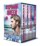 Beachcomber Investigations: 4 Book Set ekitaplar by Stephanie Queen
