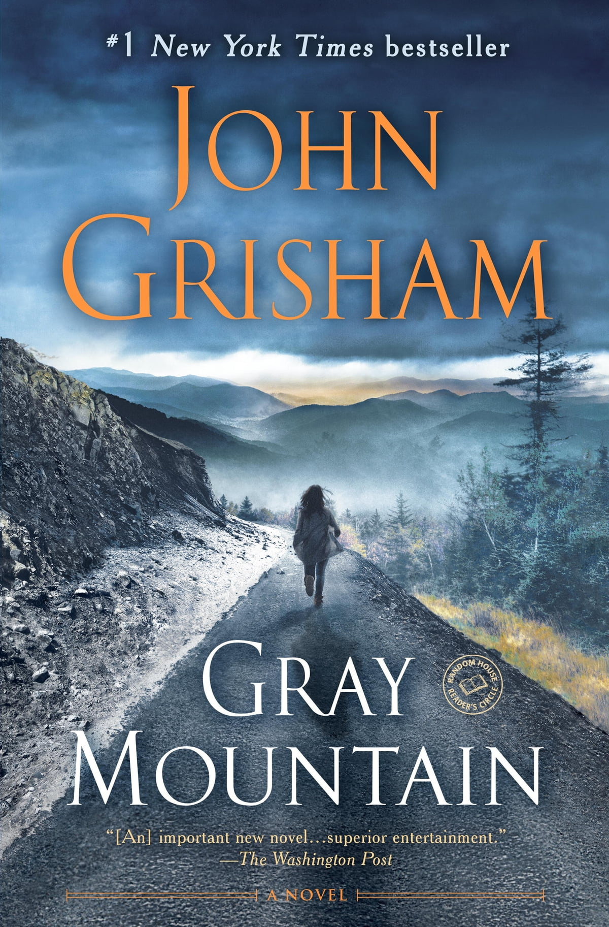 Image result for gray mountain: a novel