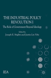 The Industrial Policy Revolution I - The Role of Government Beyond Ideology ebook by J. Esteban,J. Stiglitz,Justin Lin Yifu