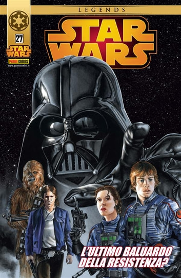 Star Wars Legends 27 ebook by Russ Manning,Brian Wood,Carlos D'Anda,Stephen Thompson,Tim Siedell,Ryan Kelly