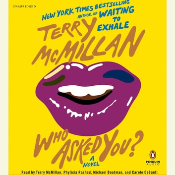 Who Asked You? audiobook by Terry McMillan
