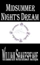 Midsummer Night's Dream ebook by William Shakespeare
