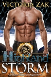 Highland Storm ebook by Victoria Zak