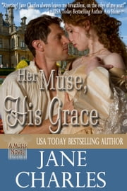 Her Muse, His Grace ebook by Jane Charles