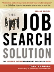 The Job Search Solution - 9780814420003 ebook by Tony BESHARA