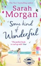 Some Kind of Wonderful (Puffin Island trilogy, Book 2) ebook by Sarah Morgan