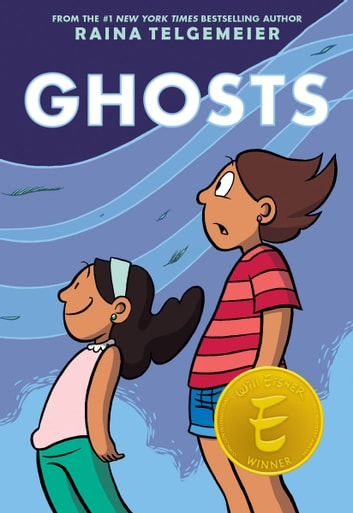 Ghosts ebook by Raina Telgemeier