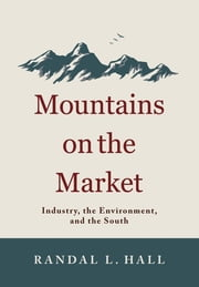 Mountains on the Market - Industry, the Environment, and the South ebook by Randal L. Hall