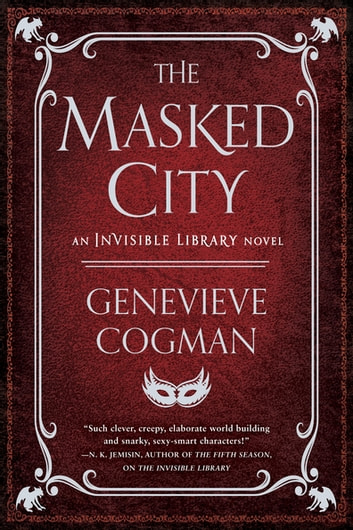 The Masked City 電子書 by Genevieve Cogman