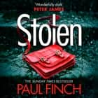 Stolen audiobook by Paul Finch