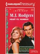 Heart vs. Humbug ebook by M.J. Rodgers