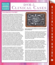 DSM-5 Clinical Cases (Speedy Study Guides) ebook by Kobo.Web.Store.Products.Fields.ContributorFieldViewModel