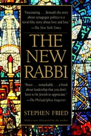 The New Rabbi ebook by Stephen Fried