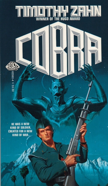 Cobra ebook by Timothy Zahn