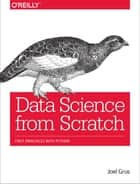Data Science from Scratch ebook by Grus