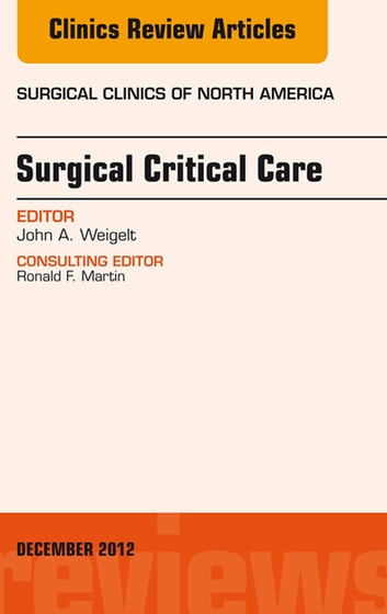 Critical Care Review Articles