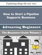 How to Start a Pipeline Supports Business (Beginners Guide) ebook by Echo Cervantes