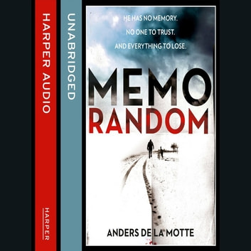MemoRandom audiobook by Anders de la Motte
